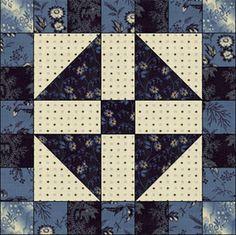Lincoln's Platform Quilt Block Pattern: Meet the Lincoln's Platform Quilt Block