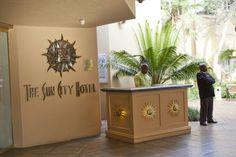The Sun City hotel.  #SunCity #Holiday #Africa #SouthAfrica #Adventure #Travel #Adventure #Sun #Hotel