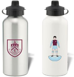 Keep yourself hydrated in style with your own personalised Burnley Subbuteo Water Bottle. Personalised Childrens Gifts, Burnley Fc, Back To School, Birthdays, Water Bottle, Football, Sports, Style, Personalized Gifts For Kids