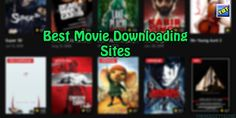 Looking For The Best Movie Downloading Sites or Best Web Series Downloading Site For Free! Or How Can You Download Movies.. Here We are with sorting all the best ones for you