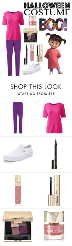 """""""Boo!"""" by sprinkle-fashion ❤ liked on Polyvore featuring Uniqlo, Lands' End, Disney, Vans and Smith & Cult"""