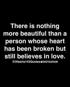 ️I still believe!!