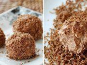 Výborné čokoládové kuličky s tvarohem a ořechy: Recept zde Krispie Treats, Rice Krispies, Cereal, Breakfast, Morning Coffee, Rice Krispie Treats, Breakfast Cereal, Corn Flakes
