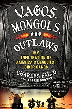 Vagos, Mongols, And Outlaws: Falco, Charles: 9781250048462: Amazon.com: Books Good Books, Books To Read, Bike Rally, Solitary Confinement, Math Numbers, Confessions, Sentences, Discovery, Drugs