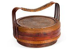 Chinese Wedding Basket on OneKingsLane.com