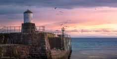 """Pittenweem Lighthouse - Free Lightroom & Photography Tutorials on my <a href=""""http://www.youtube.com/yurifineart"""">YouTube</a>  Find out more on <a href=""""http://www.yurifineart.com"""">yurifineart.com</a>"""