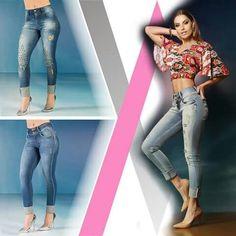 Buscamos estar antenados, e nesse verão abuse das calças jeans, e as barras dobradas estão em alta. Use!!! #AlvoLovers #Denim #Summer #Jeans #onlinefashion #Womenstyle #Alvodamoda