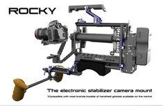 Cursed camera rig #Videography