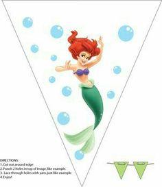 Banderín de Ariel