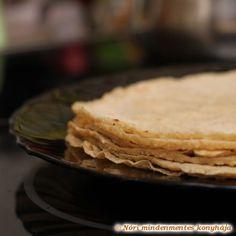 Nóri mindenmentes konyhája: A sokat próbált zabpalacsinta receptem