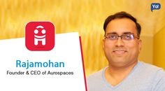Rajamohan built an app to hire services in neighborhood