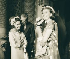 Miss Honoria Glossop:  Princess Sofia and Prince Juan Carlos (now Queen and King) of Spain and Princess Margaretha of Sweden