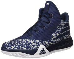 brand new 54878 fd978 adidas Herren Light EM UP 2 Sportschuhe-Basketball, Azul Marino   Gris    Blanco