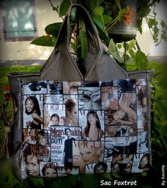 Le sac Foxtrot de Kocotte http://kocottecyclotte.canalblog.com/