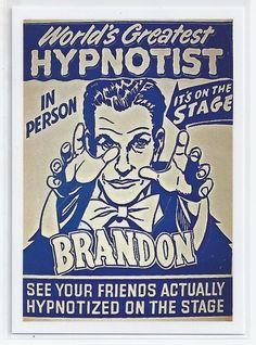 world's greatest hypnotist