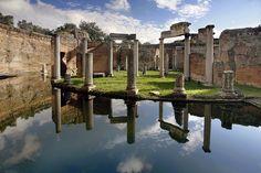Maritime Theater, Hadrian's Villa