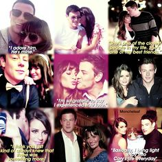 """""""[make me choose - Finchel or Monchele] ••• Like Maddie(@whatthefinchel) always says; we wouldn't have Finchel without Monchele & vise versa so I'm gonna…"""""""