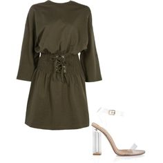 Untitled #17 by jacqueline-jj on Polyvore featuring polyvore, fashion, style, Boohoo, Inca and clothing
