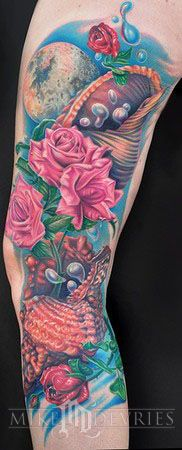 Mike DeVries - Shells and Roses