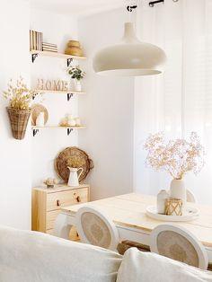 Tips para decorar tu salón con fibras naturales🌾 #decoracion #decoraciondeinteriores #ideasdedecoracion #inspohome #decorationideas