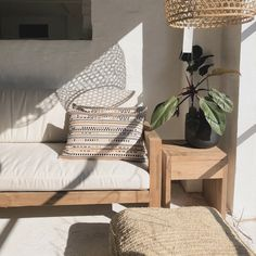 Interior Styling, Interior Decorating, Moving Out, Home Decor Inspiration, Bookshelves, Cushions, Sofa, Living Room, Bed