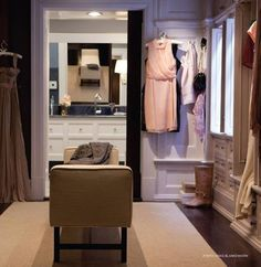 This closet would do too...