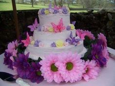 Butterfly Theme Party | Butterfly Princess Theme Birthday Cake, Page 66