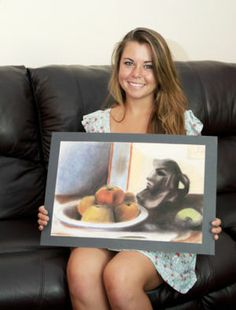 Versatile student awarded Art Club scholarship