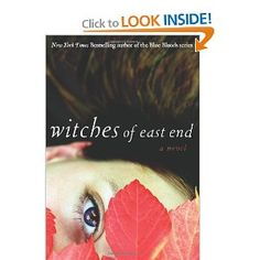Witches of East End (The Beauchamp Family).  This book became more intriguing and entertaining as it went along!  I loved learing about Joanna and her daughters.  The ending was fabulous and it was good to see the sisters find themselves again and start to use magic to help others. The prequel at the end had me wanting the next book right then and there!