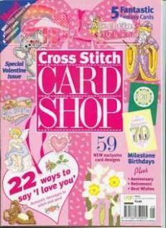 JOY TO ALL: Cross Stitch Card Shop #05#