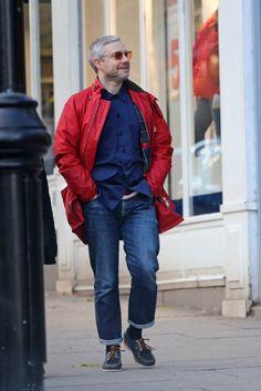 in London 😊 Molly Hooper Sherlock, Watson Sherlock, Sherlock John, Martin Freeman, John Martin, John John, Sherlock Holmes Benedict Cumberbatch, Jim Moriarty, Sherlock Quotes