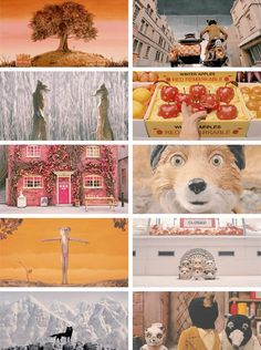"""""""You know..you really are fantastic!"""" """"I try."""" (Fantastic Mr. Fox)"""
