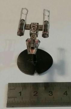 Star Wars Y-wing (40x25x5mm)