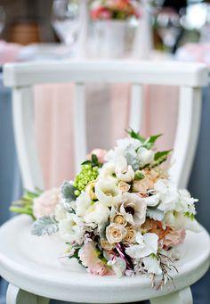 Photography: Emma Sharkey Photography - emmasharkey.com Styling: Rapture Events & Design - raptureevents.com.au Floral Design: Blooming Bridal - bloomingbridal.com.au  Read More: http://www.stylemepretty.com/australia-weddings/south-australia-au/2012/05/28/vintage-inspired-wedding-photo-shoot-by-emma-sharkey-photography/