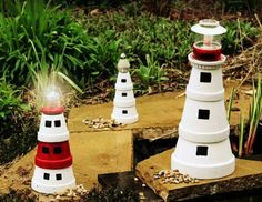 13 Spectacular Things to Make For Your Yard Using $1 Solar Lights