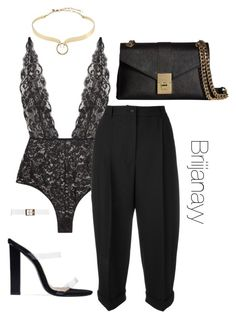 """""""02/06"""" by briijanayy ❤ liked on Polyvore featuring Dolce&Gabbana, Calvin Klein and Alexis Bittar"""
