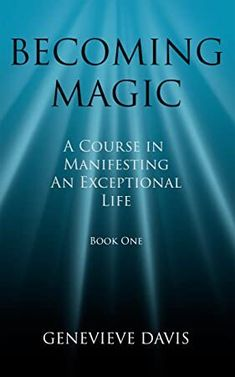 #Kindle #BookLovers #Nonfiction #AmReading #Fiction #BookPhotography #PopBooks #BookChat #BookAddict  #becoming #magic #a #course #in #manifesting #an #exceptional #life #book #1