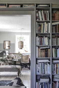 My work for Alcro trend shot in my library. Beautiful Interior Design, Dream Home Design, Interior Design Inspiration, House Design, Cozy House, Home Bedroom, Home Decor Accessories, Cheap Home Decor, Diy Room Decor