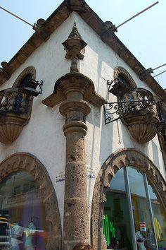 Spanish Architecture in Vallarta