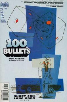100 Bullets # 7