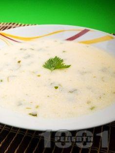 Бърза картофена супа