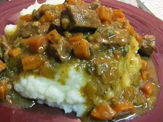 Faith, Food and Family: Beef Stew from My Irish Table Cookbook