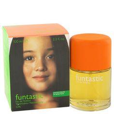 FUNTASTIC GIRL by Benetton Eau De Toilette Spray 3.4 oz (Women)