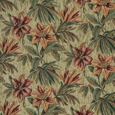 Cypress/Tropic Chenille