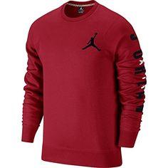 Jordan Men's Nike Flight Classic Jumpman Crewneck Sweatsh... http://www.amazon.com/dp/B01BCZUFLU/ref=cm_sw_r_pi_dp_Vszvxb0CTBD6T