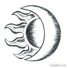 Maori Sun and Moon Tattoo Design - Tattoo Ideas # . - Maori sun and moon tattoo design – tattoo ideas - Drawing Sunset, Sun Drawing, Painting & Drawing, Mandala Drawing, Art Drawings Sketches Simple, Pencil Art Drawings, Cute Drawings, Good Easy Drawings, Simple Drawings For Beginners