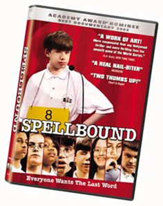 Spellbound: made me feel better about myself.