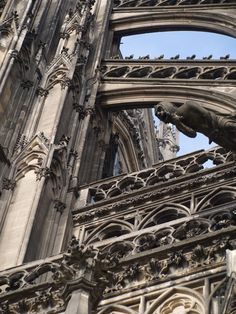 Detalle Catedral de Colonia