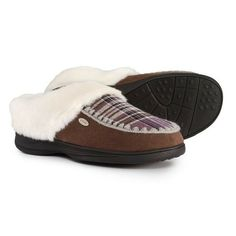 2835fe8d7fde ACORN ACADIA SCUFF SLIPPERS NEW WOMEN S SIZE 8 TAUPE  fashion  clothing   shoes