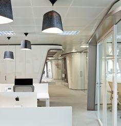 Contemporary Office Space Design Ideas